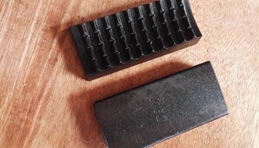 Плашки для гидроключи
